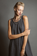 MPR Gris SS15_Os Necklace