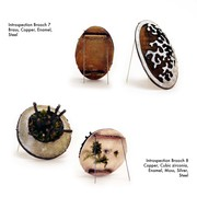 Introspection Brooches