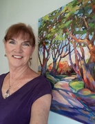 """JOANNA KARPAY to exhibit """"The Color of Sunlight"""" Oils and Pastels as February Featured Artist at Island Gallery West"""