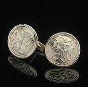 Celtic Design Cuff Links