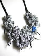 Echo Soundings Profile Necklace