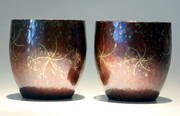 Cosmic whiskey cups 4oz