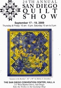 The 28th annual San Diego Quilt Show