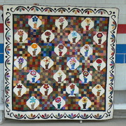 """Quartzsite Quilters """"From the Heart"""" Quilt Show"""