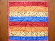 Toy Quilt - Back