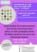 Keynsham Re-use Sale