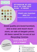 Keynsham Re-use Sale