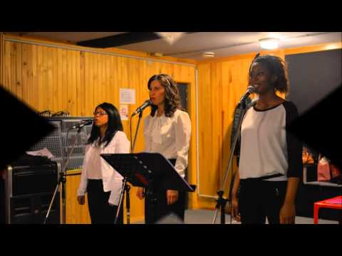"Gospel Nations Singers ""J'ai la joie"" ""I have Joy"""
