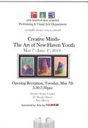 Creative Minds - The Art of New Haven Youth