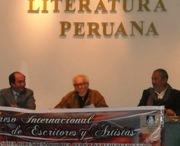 CONGRESO INTERNACIONAL DE ESCRITORES Y ARTISTAS, PERÚ 2014
