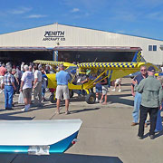 27th annual Zenith Aircraft OPEN HANGAR DAYS and builder fly-in gathering