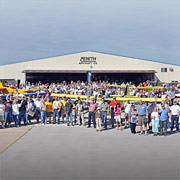 24th Annual Zenith OPEN HANGAR DAY and builder fly-in gathering