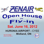 Zenair Open House & Fly-in - 2012