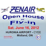 Zenair Open House & Fly-in - 2012