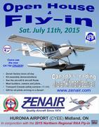 Annual Zenair Open House & Fly-in