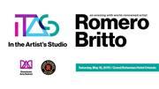In the Artist's Studio with Romero Britto
