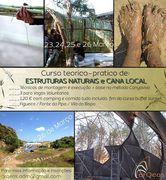 Curso de Estruturas Naturais - Canas