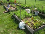 RE Sources' Sustainable Garden Series