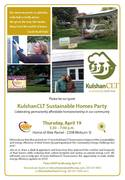 Kulshan CLT Sustainable Home Party Series