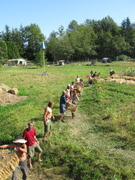 Edible Ecosystems Emerging: Forest Garden Design Intensive- 9 days- Pacific NW