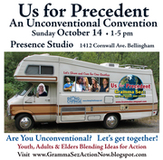 Us for Precedent Unconventional Convention Oct 14, Presence Studio