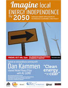 Imagine Local Energy Independence - a talk with Dan Kammen
