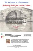 Center for SACREd Change presents Building Bridges to Other