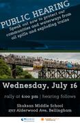 BP North Wing Pier Public Hearing