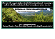 4th Annual Sustainable Samish Garden Tour