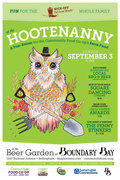 Hootenanny to Benefit the Co-op's Farm Fund