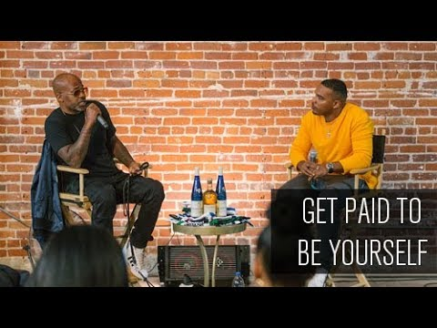 "Damon Dash on ""Get Paid to be Yourself"""