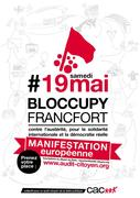 OCCUPY FRANCFORT DU 17 AU 19 MAI