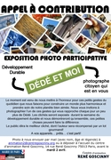 "Expo photo participative ""DD et moi"" - Appel à contribution"