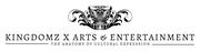 First Kingdomz X Arts & Entertainment Logo