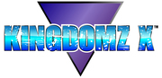 New Kingdomz X Arts & Entertainment Logo