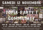 Topia-party #1 : Community !