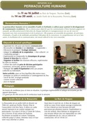 Stage de permaculture Humaine
