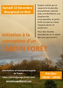 Initiation à la conception d'un jardin-forêt