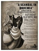 A Scandal in Bohemia: Dance Party & Silent Auction