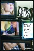 Geek Girl Productions: TV Shows Burlesque