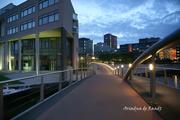 avond in Den Haag