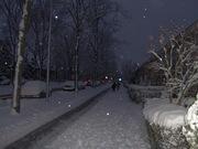 Sneeuw in Utrecht in 2009
