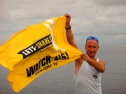 eric-with-his-flag