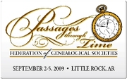 Federation of Genealogical Societies Conference for the Nations Genealogists