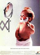 Telfort - advertentie - telecommunications-company-shaving-soap-small-91217
