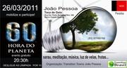 Hora do Planeta 2011 - João Pessoa
