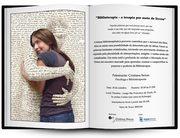 Palestra Biblioterapia: a terapia através dos livros