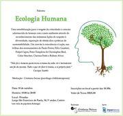 Palestra: Ecologia Humana