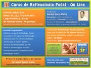 Curso de Reflexologia Podal Online