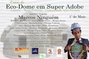 CURSO ECO-DOME EM SUPER ADOBE